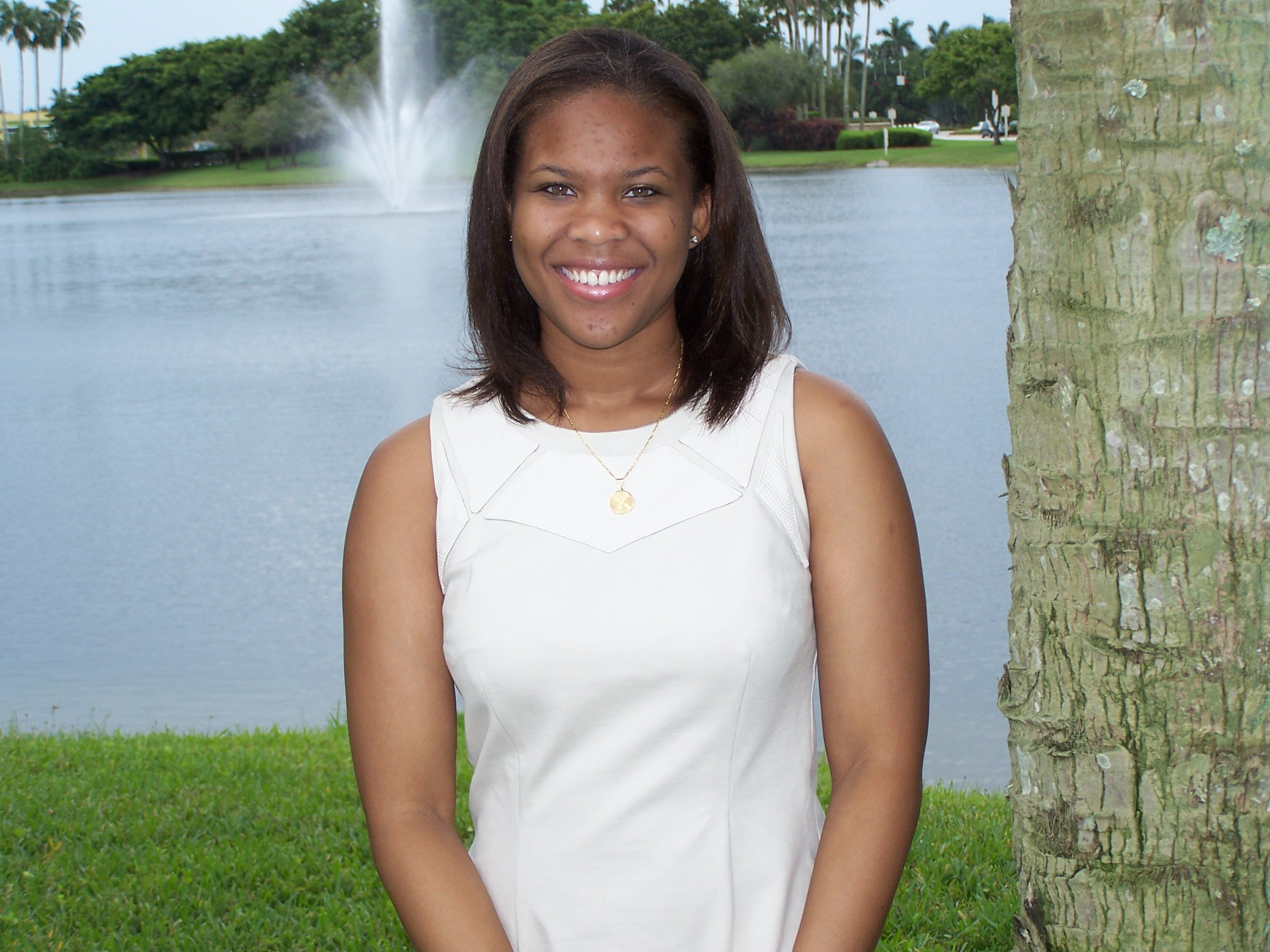 FIU Law student Shayna Hudson wins scholarship