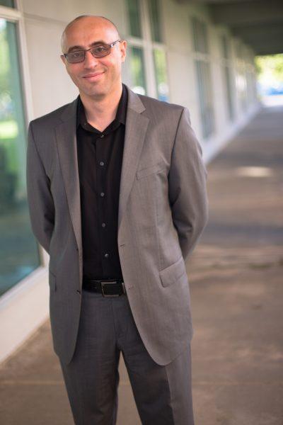 Sakhrat Khizroev, professor at FIU's College of Engineering & Computing.