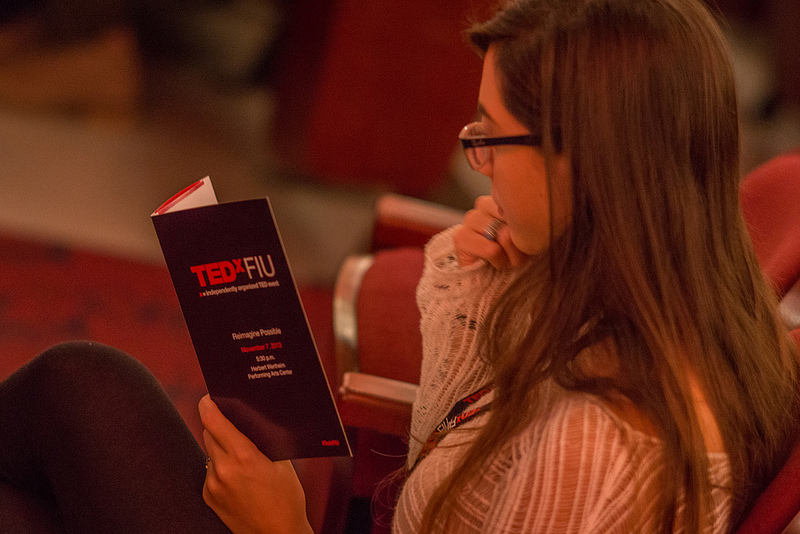 Watch highlights from TEDxFIU 2013