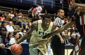FIU men's basketball looks to white out defending champion Louisville Dec. 21