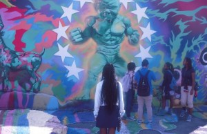Miami Northwestern students tour Art Basel, Wynwood Walls and Pulse Miami