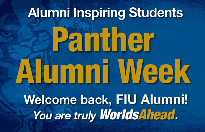 Alumni heading back to the classroom for Panther Alumni Week