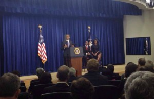 D.C. update: Rosenberg at the White House, Pell Grant increase
