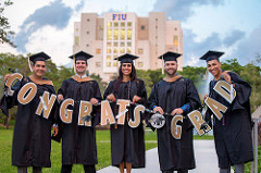 FIU military graduates overcome odds, change lives