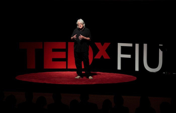 TEDxFIU: How to write a story