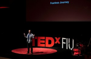 TEDxFIU: Why we need to save Haiti