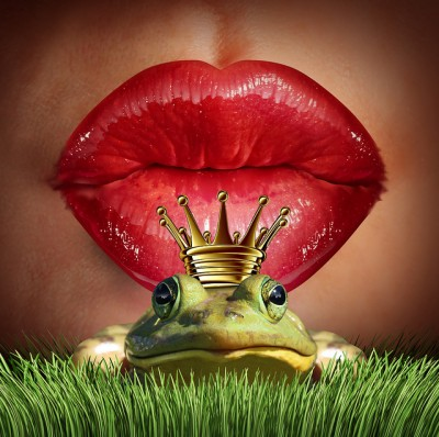 Love Bugs: A kiss is NOT just a kiss
