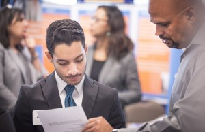 Opportunities flourish at College of Business career fair