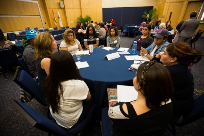 Students gain invaluable career advice during Panther Alumni Week