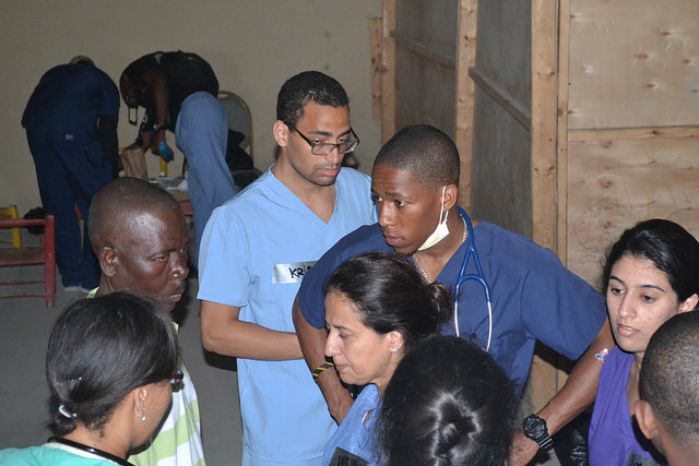 Mission Accomplished: Medical students return from mission to Haiti