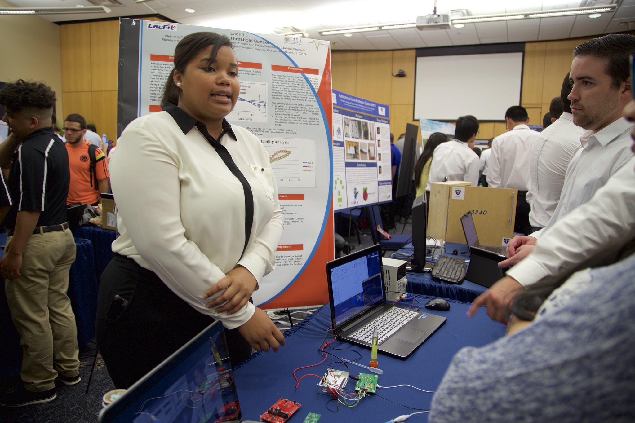 College reaffirms commitment to diversity in engineering on White House Demo Day