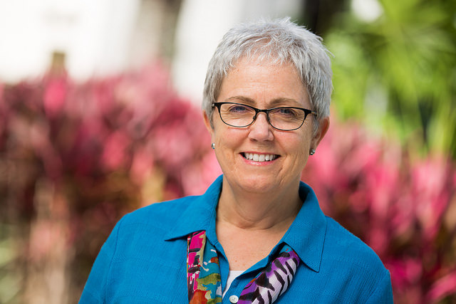 Center for Leadership & Service Director Beverly Dalrymple retires this year after 30 years serving FIU students.