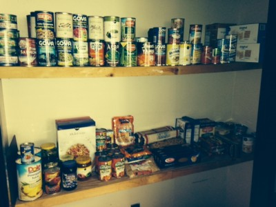 New student food pantry aims to serve students in need