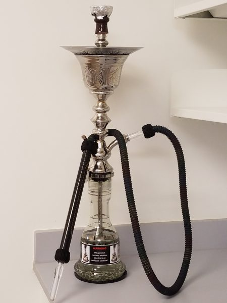 Epi Hookah Study - warning label1