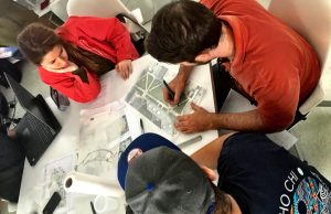 Students develop new strategies, designs for public art on campus