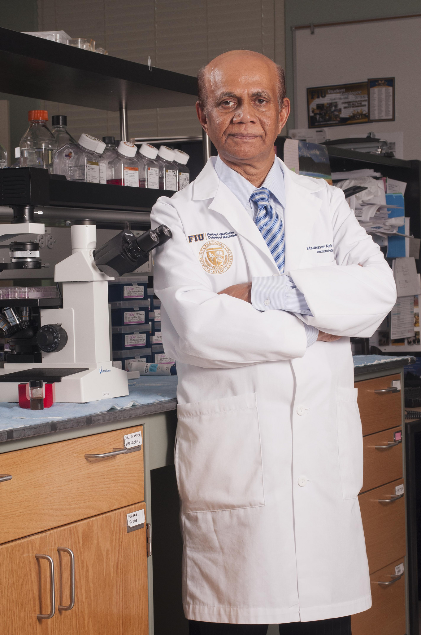 Madhavan Nair, PhD