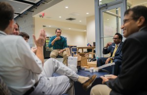 FIU's Tech Station is designed as a collaborative environment for FIU students.
