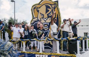 Homecoming is here! Unleash the Panther Spirit!