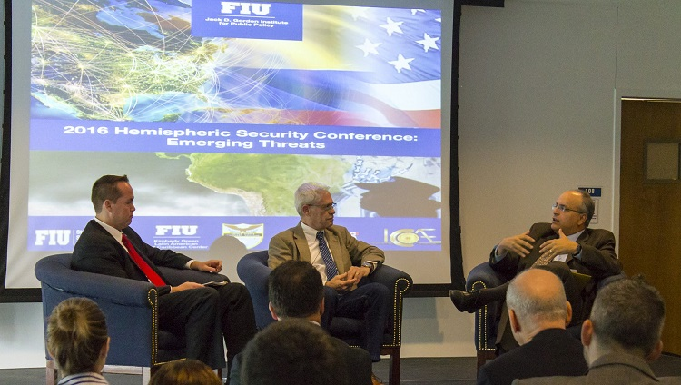 National security experts discuss global threats