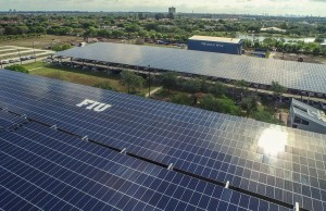 FIU and FPL unveil one-of-a-kind solar research facility