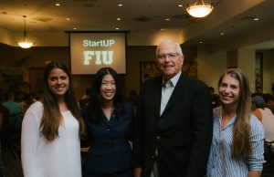 StartUP FIU launches with 3 incubators and entrepreneurship accelerator program
