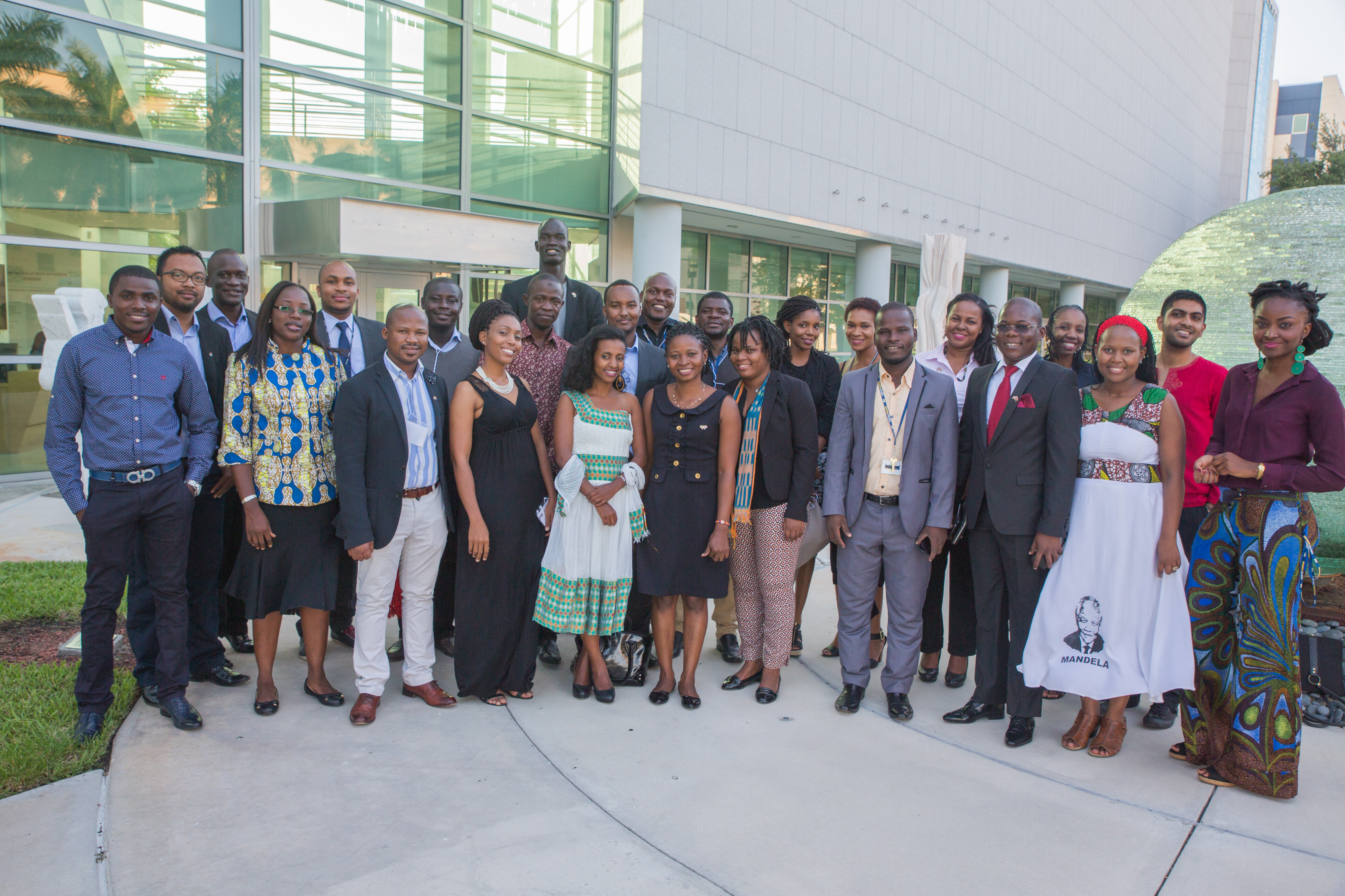 FIU only Florida site selected to host young African leaders