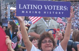 Trump support among Latinos reaches new national low