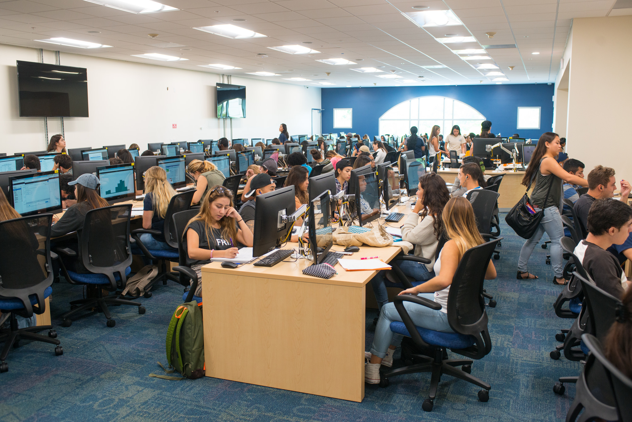 New lab helps students slay math