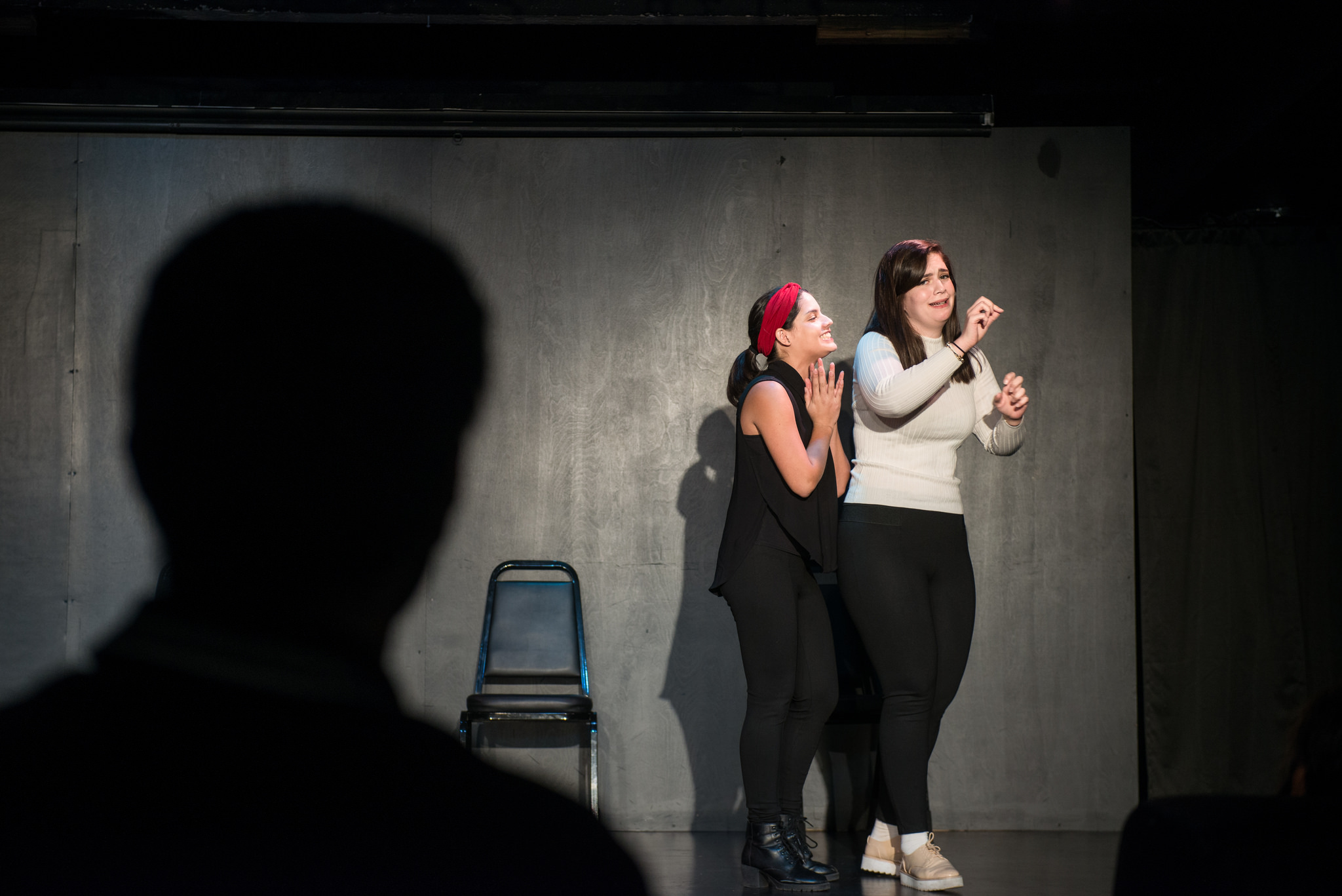 Students, alumni at the core of Villain Theater's rave reviews