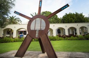 FIU gives outdoor artwork the love it deserves