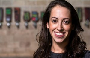 Hospitality alumna thrives on the front lines of beer industry
