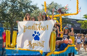 Homecoming 2017 begins this weekend with Panthermonium
