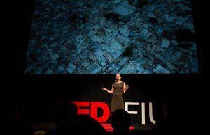 TEDxFIU: Defeating poverty with entrepreneurship