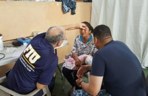 FIU-FAST team back from medical mission to Guatemala