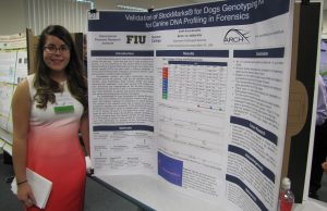 Undergrad research introduces students to the life sciences