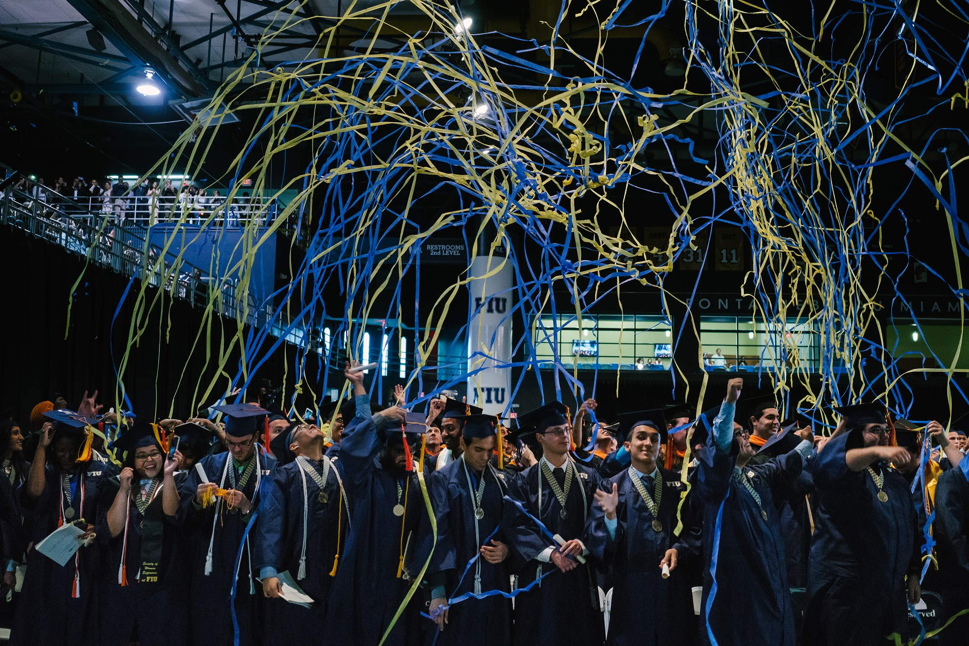 FIU Summer 2017 graduates overcome challenges, change lives