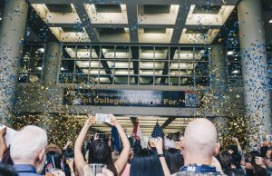 FIU one of the 'Great Colleges to Work For' according to The Chronicle of Higher Education