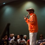 Spike Lee at FIU
