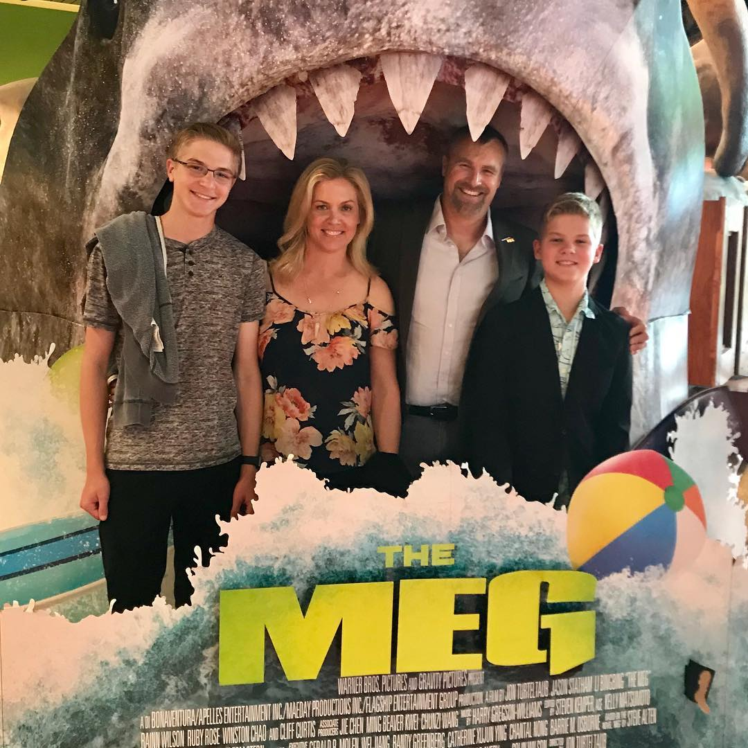 The Meg: a 5-second movie review from FIU shark expert