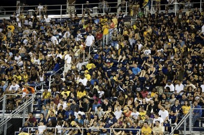 Highlights of FIU football's 2009 home opener against Toledo