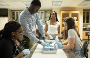 College of Medicine earns award for diversity