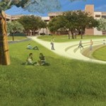 Students re-imagine BBC open spaces, present potential designs