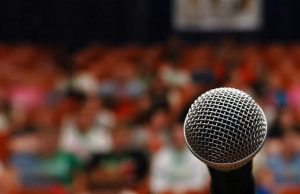 5 tips on how to conquer public speaking