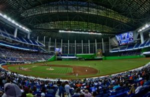 98db79b9e69 Physics is a homerun at Marlins  ballpark for one FIU professor
