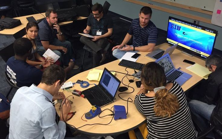 Winner of Startup Weekend@FIU moves on to global challenge