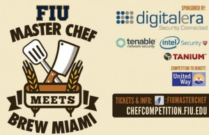 FIU Master Chef meets Brew Miami event to raise funds for United Way Miami