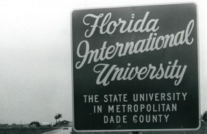 Welcome to FIU, 1970