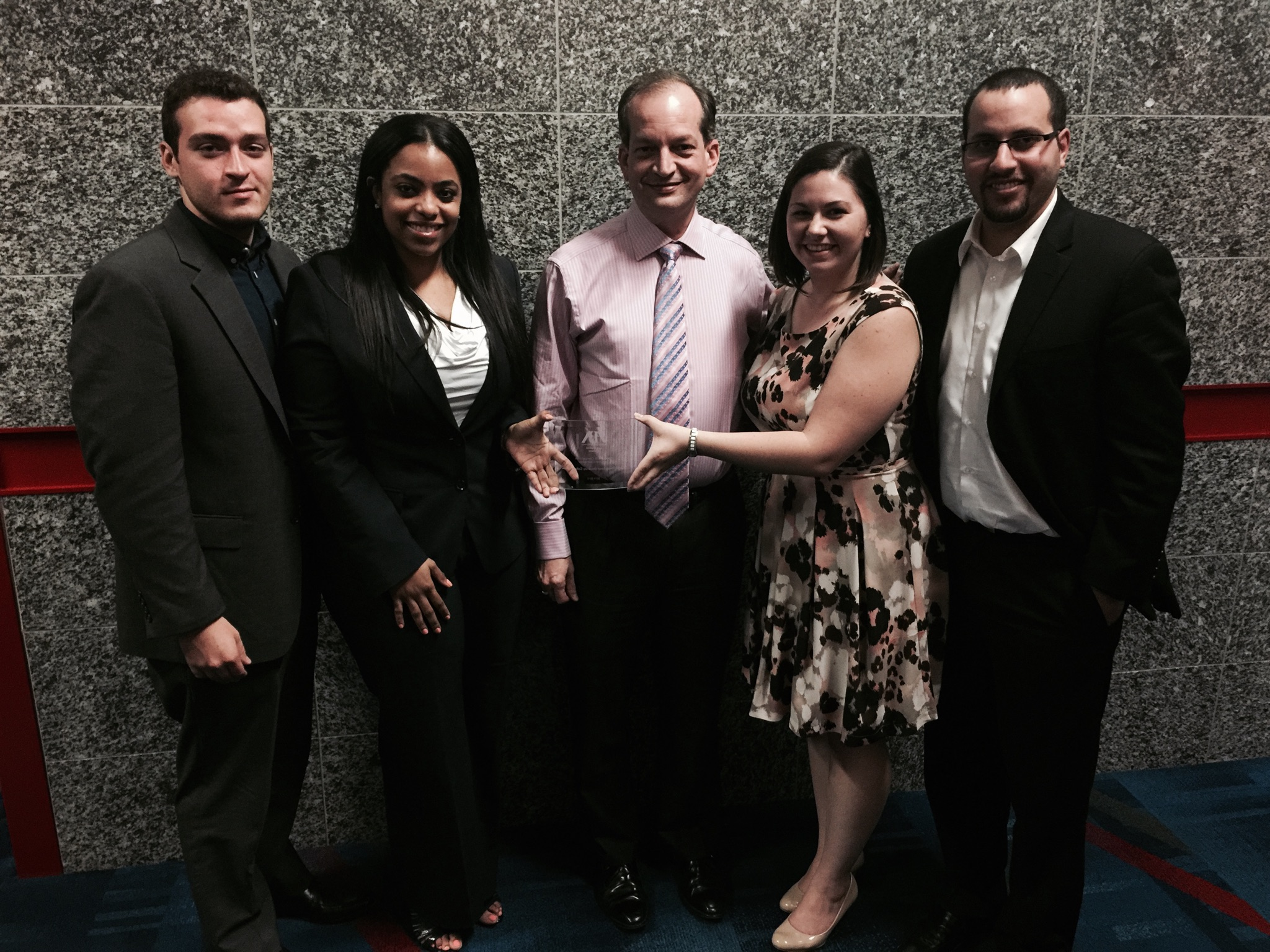 FIU Law's Board of Advocates Negotiation Team takes second place at ABA National Finals