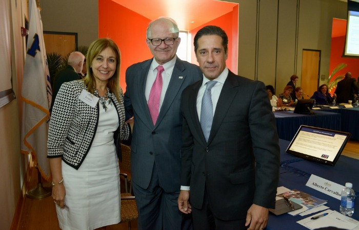 FIU and Miami-Dade schools strategize for student success