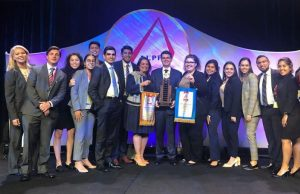 ALPFA FIU named No. 1 student chapter at national convention